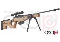 Sniper à plomb Phantom Elite 20 Joules coloris désert