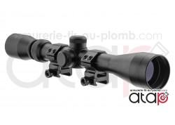 Lunette RTI 3-9x40 Avec Montage de Rail 22 mm