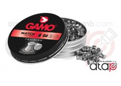 Plombs Gamo Match - 5.5 mm