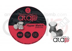 Plomb 4,5 mm Atap Hyper Match