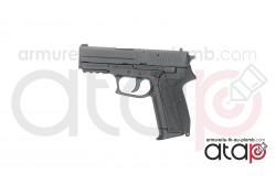 Norica N.A.C. 1702 Pistolet Bille Acier