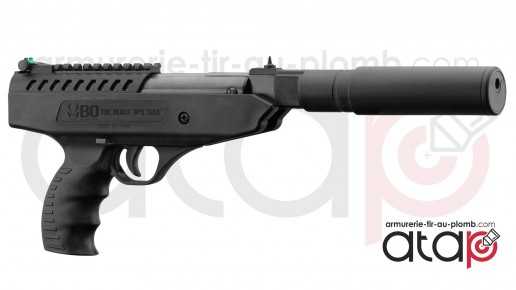 BO Manufacture Langley Silencer Pistolet à plomb