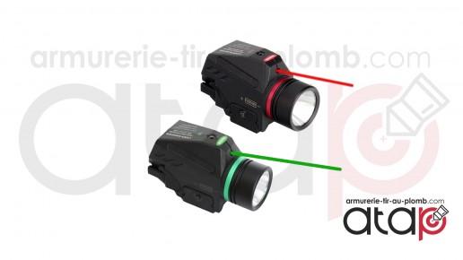 Lampe Laser Tactique Picatinny Magorui vert ou rouge