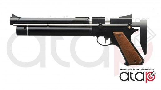 Pistolet PCP Artemis Snow Peak PP750