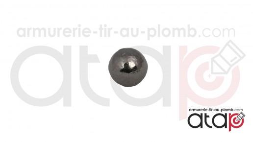 Billes de plomb calibre 36 poudre noire x 250 BallEurope 9.35 mm