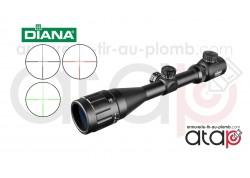 Lunette De Tir Diana 8-32x50 AOE
