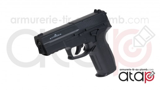 Pistolet Bille acier Stinger SP 2022 CO2