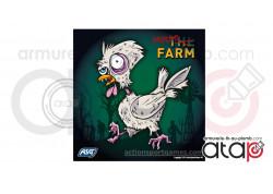 Lot de 100 cibles Psycho Farm carton 14x14