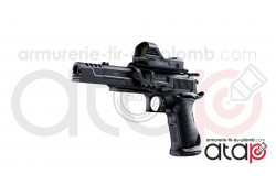Pistolet bille acier Umarex UX Race Gun Set