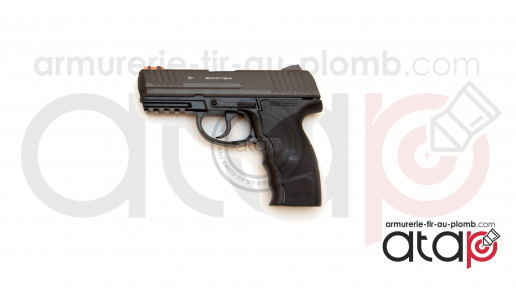 Pistolet Bille Acier Borner W3000M