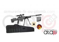 Pack Black Ops Carabine à plomb 4,5 mm