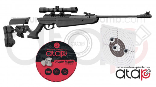 Carabine à plomb BO Manufacture Quantico