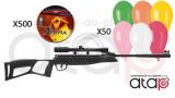 Pack découverte carabine à plombs Stoeger X3 Tac