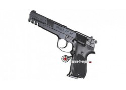 Walther CP88 Competition - noir / crosse noire
