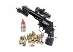 Pack Smith & Wesson 327 TRR8