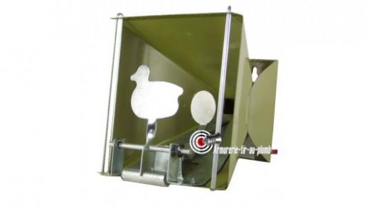 Cible conique pour tir au plomb - 1 canard