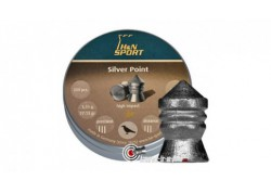 Plombs H&N Silver Point - 5.5 mm