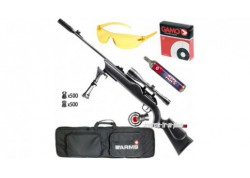 Pack Hammerli 850 AirMagnum XT 7,5 joules Carabine PCP