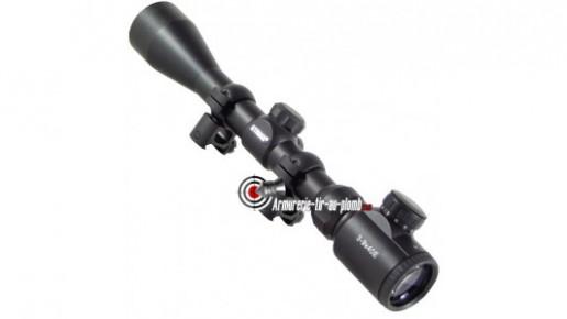 Lunette ASG 3-9x40E - 11 mm