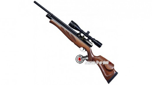 Pack Air Arms S510 Extra - Ambidextre