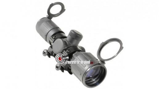 Lunette Swiss Arms Blackwater 3-9x40 compacte - 11 mm
