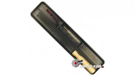 Kit de nettoyage pour armes à plomb 5.5 mm ou .22 LR