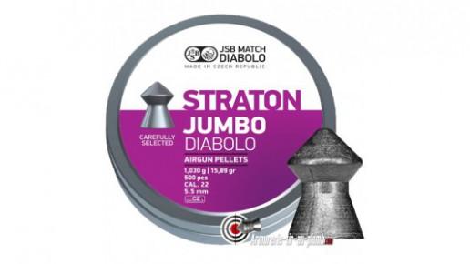 JSB Straton Jumbo Diabolo - 5.50 mm