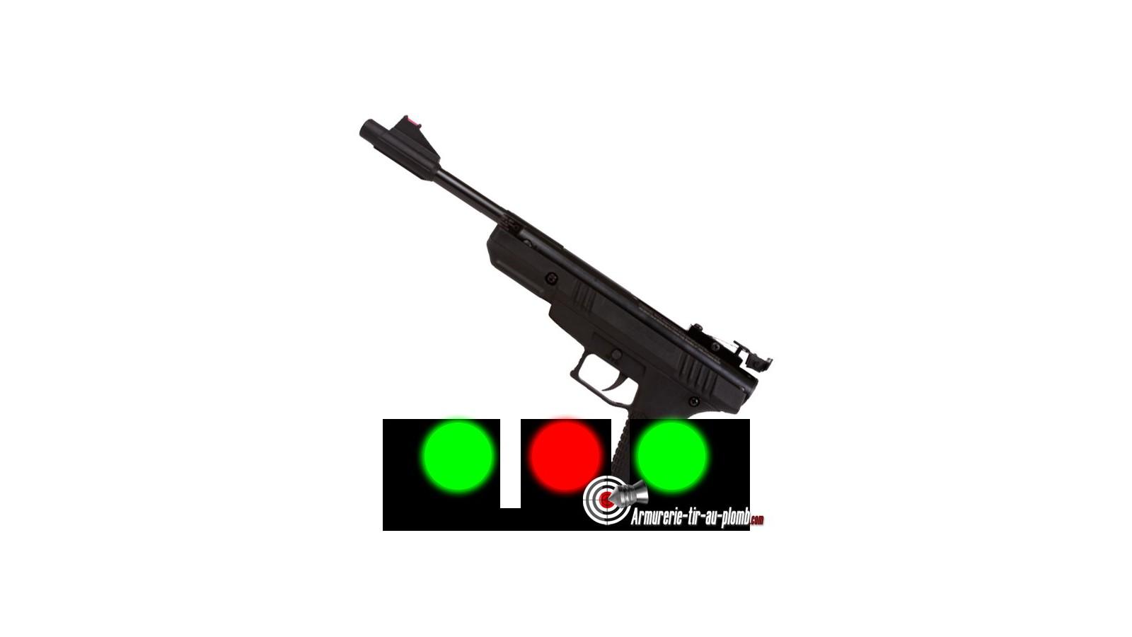 Benjamin Trail Nitro Piston Pistol - Pistolet à plombs diabolo