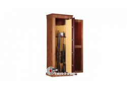 "Armoire forte Infac ""Wood Cover Safe"" - 8 armes longues"