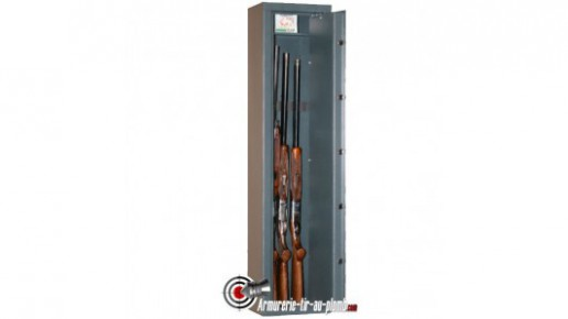 "Armoire forte Infac ""Classic"" - 5 armes longues"