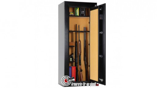 armoire forte infac big safe anti feu jusqu 39 21 armes. Black Bedroom Furniture Sets. Home Design Ideas