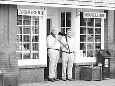 Armurerie Tir Au Plomb 1960 - 1992
